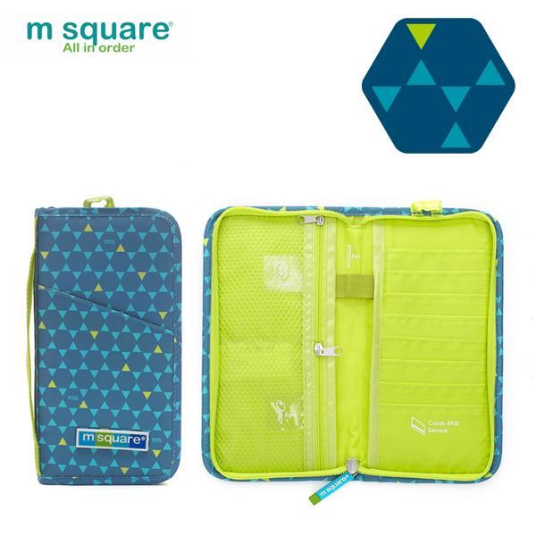 túi đựng hộc chiếu msquare
