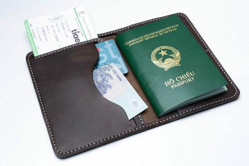 vỏ bọc hộ chiếu