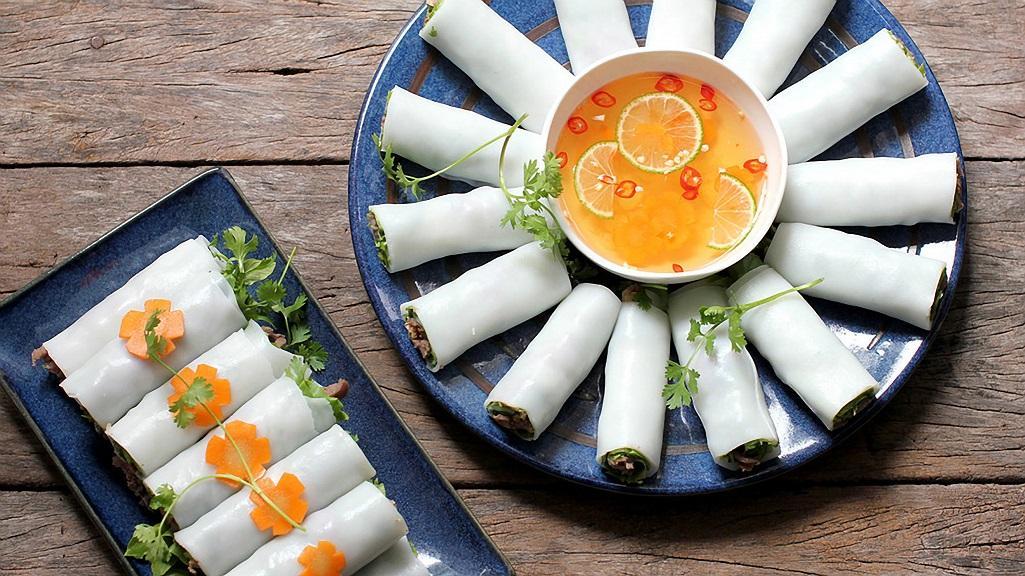 món ăn dã ngoại đơn giản