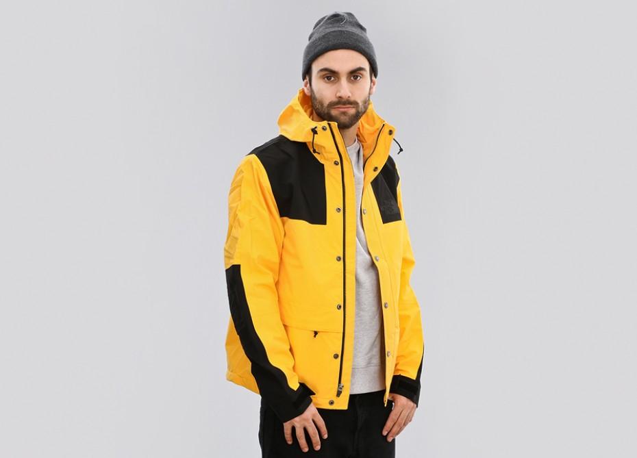 áo khoác TNF 2 lớp chính hãng