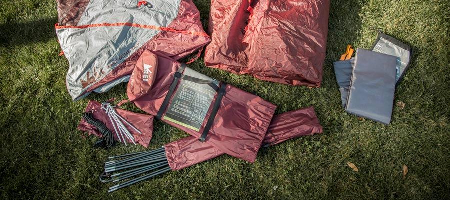 kỹ thuật dựng lều trại