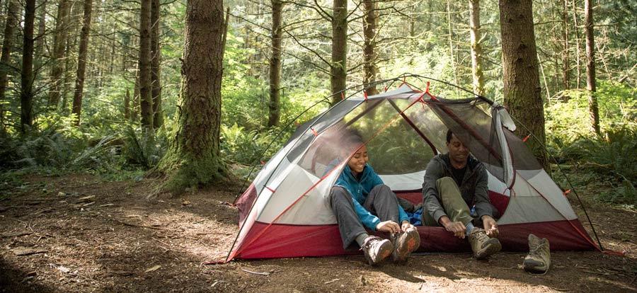 hướng dẫn cách dựng lều trại