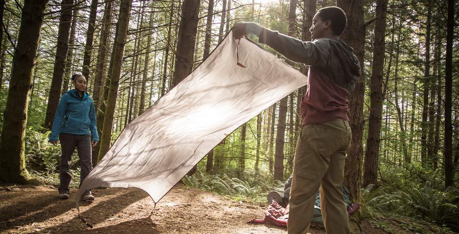 cách dựng lều trại nhanh