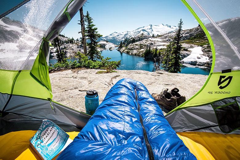 lều du lịch chống mưa