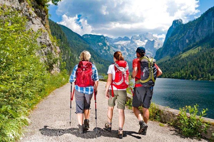 giày đi phượt trekking