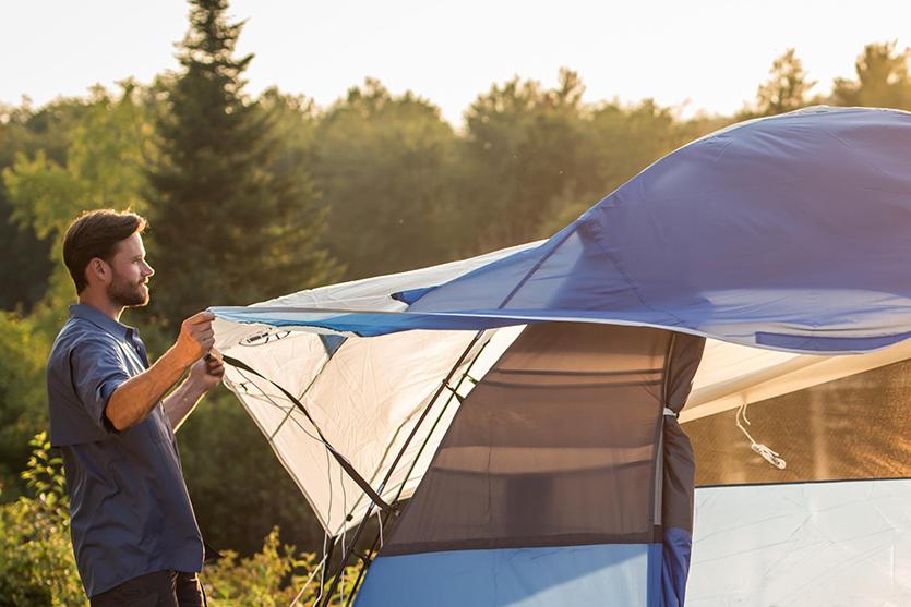 Kỹ năng dựng lều trại