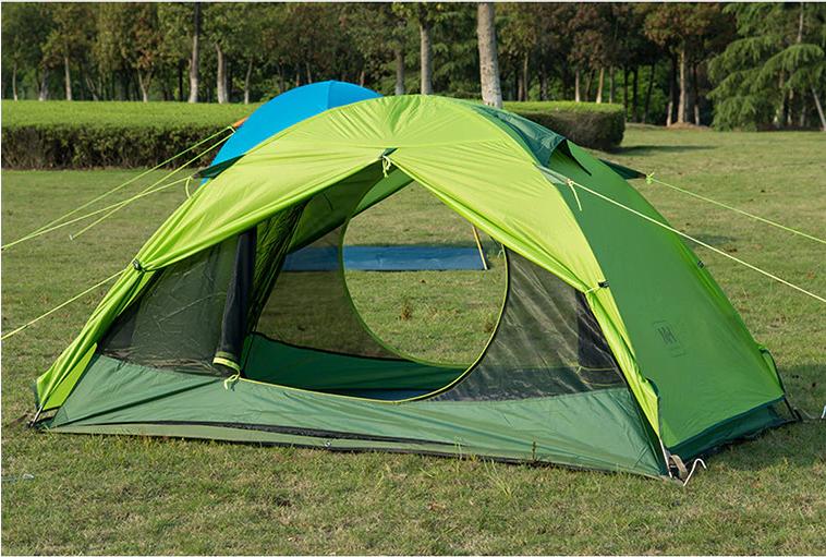 Lều ngủ du lịch 2 người Naturehike