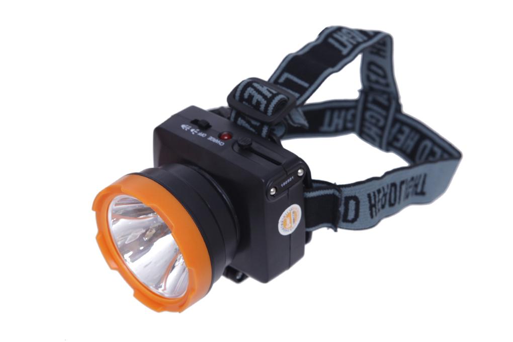 Đèn pin đội đầu siêu sáng