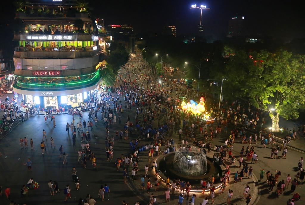 Trung thu đi đâu chơi gì ở Hà Nội