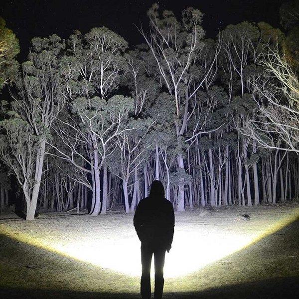 Cách sử dụng đèn pin siêu sáng
