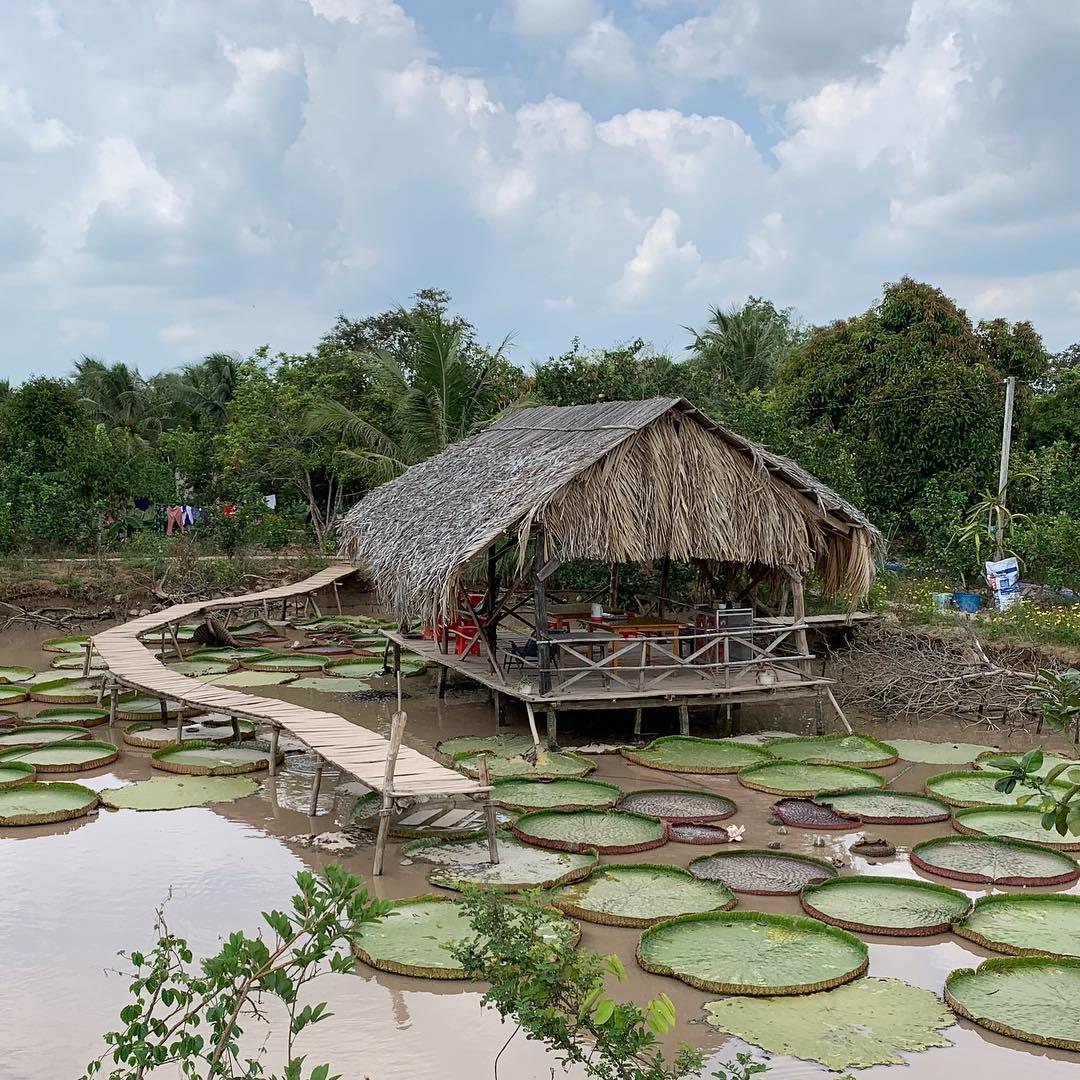 Cồn Sơn- khu du lịch sinh thái Cần Thơ