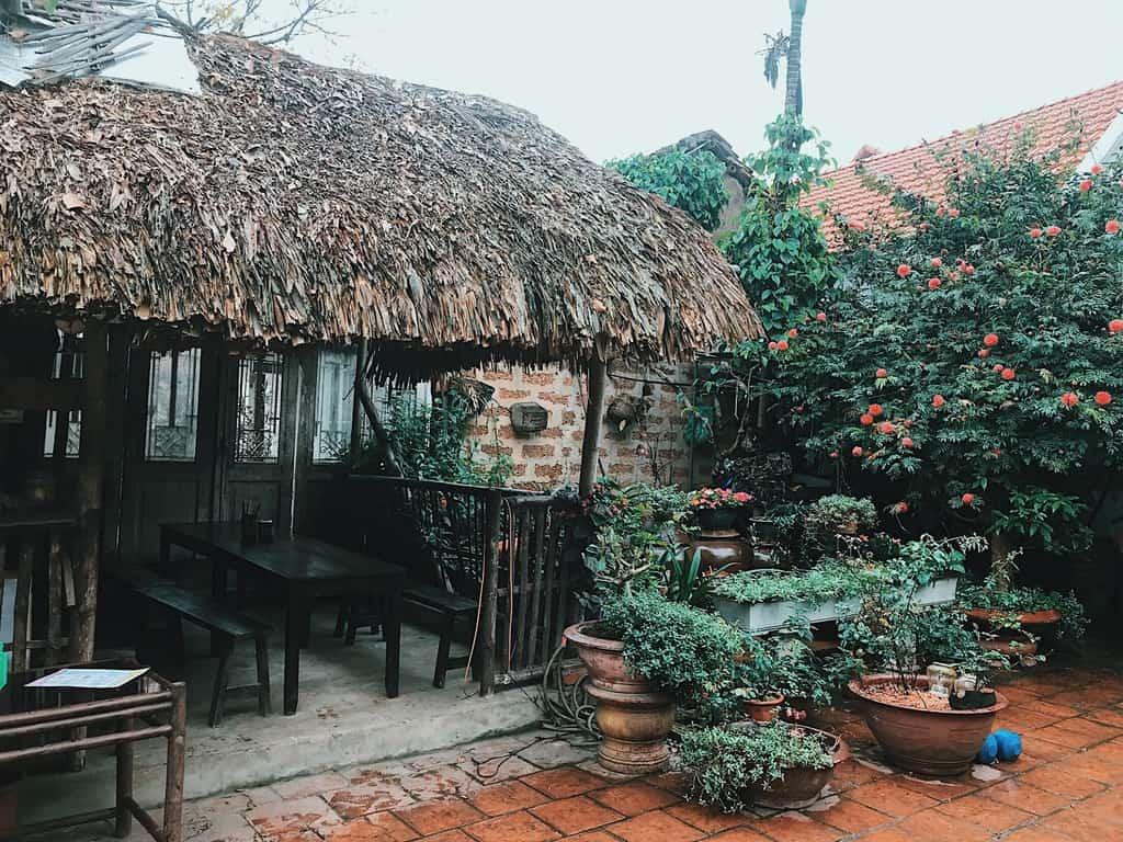 làng cổ đường lâm phù hợp dã ngoại cuối tuần
