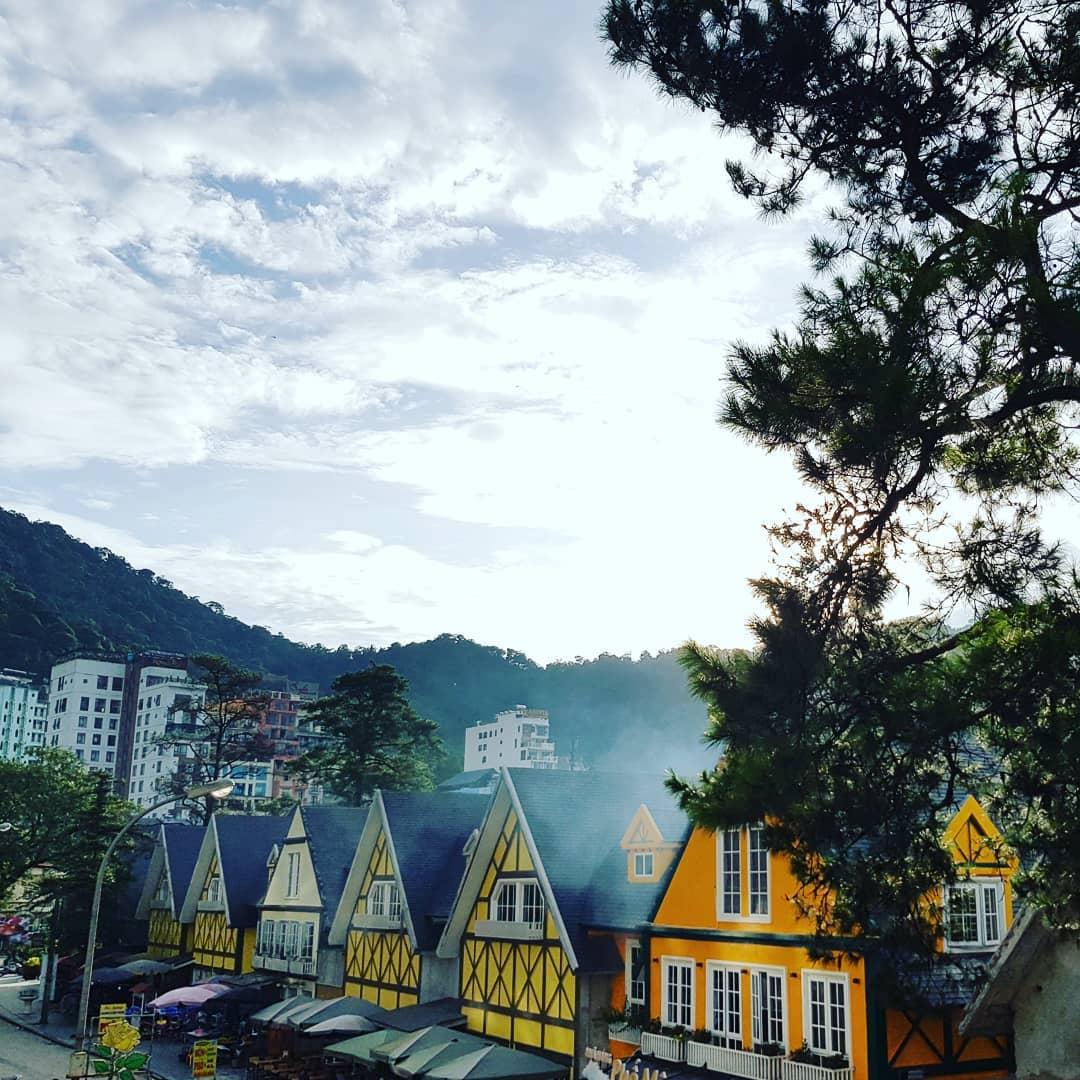Tam Đảo - địa điểm lý tưởng để du lịch vào dịp cuối tuần