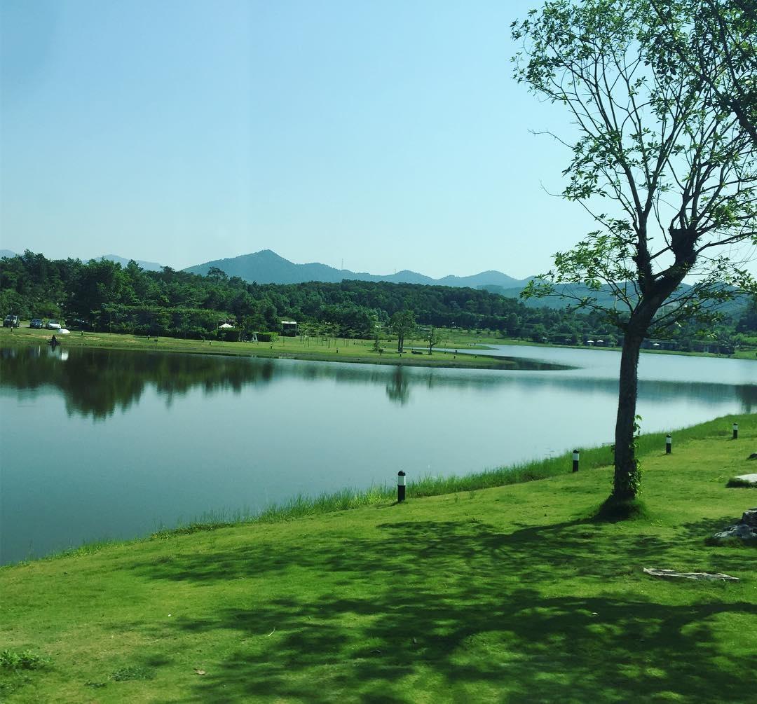 Picnic gần Hà Nội tại hồ Đại Lải
