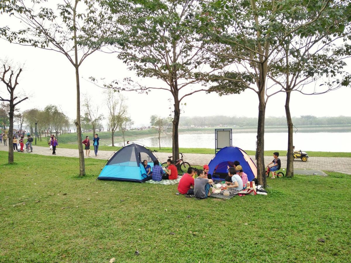 Ecopark- đi chơi cuối tuần ở Hà Nội