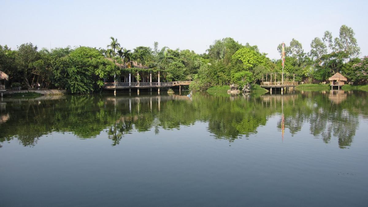 Vườn Xoài khu sinh thái gần Hà Nội