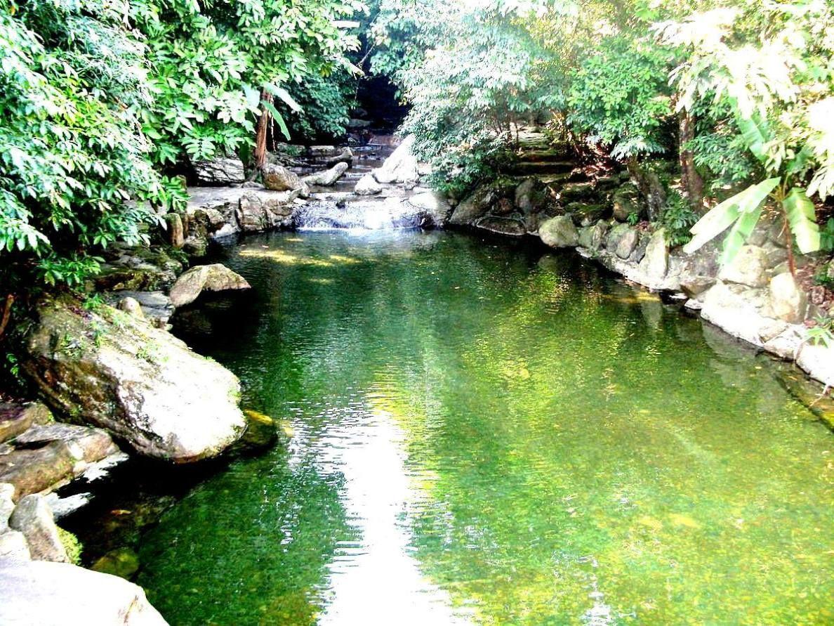 Du lịch sinh thái gần Hà Nội- Thiên Sơn- Suối Ngà