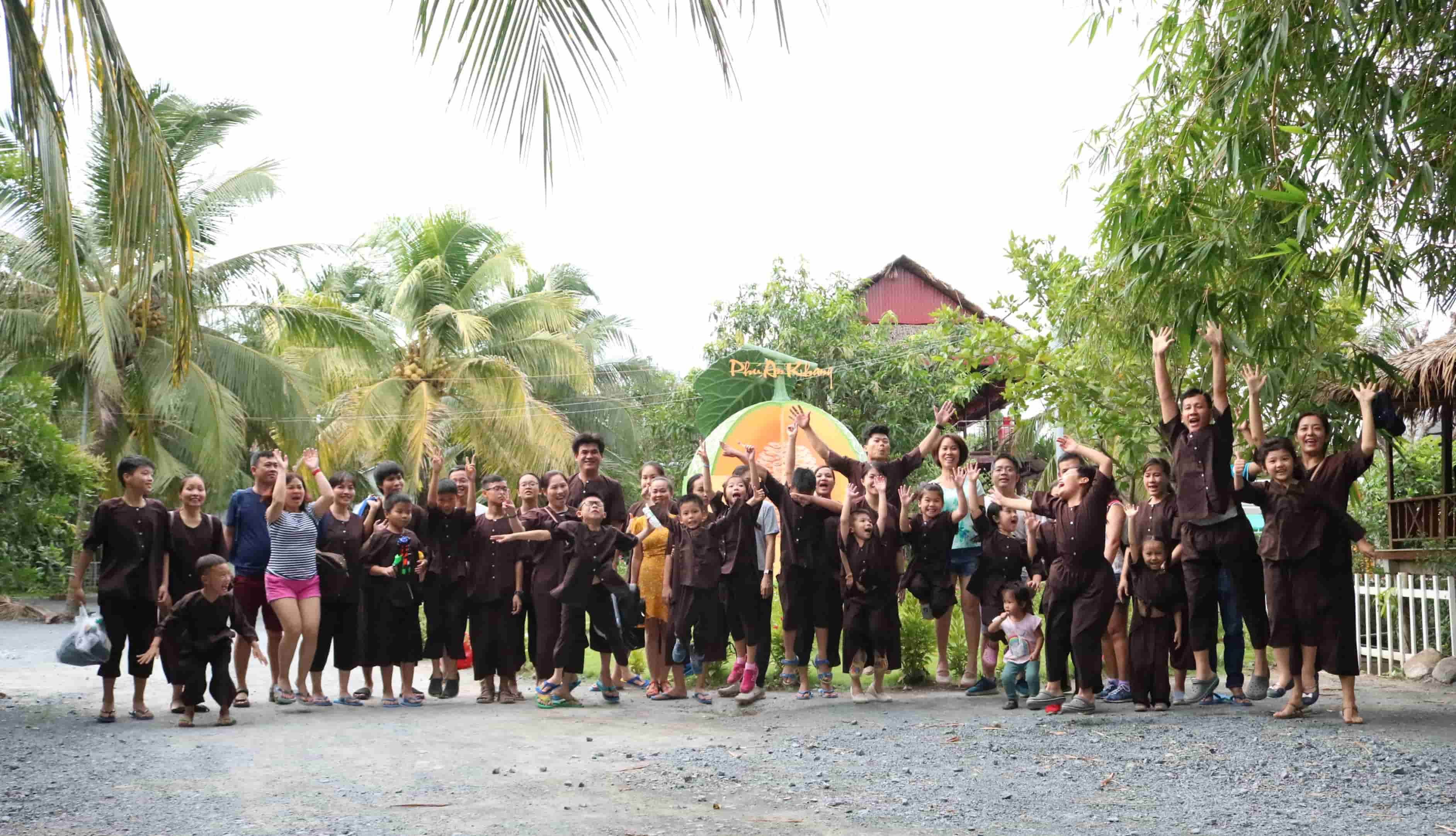 Khu du lịch sinh thái bến tre Phú An Khang