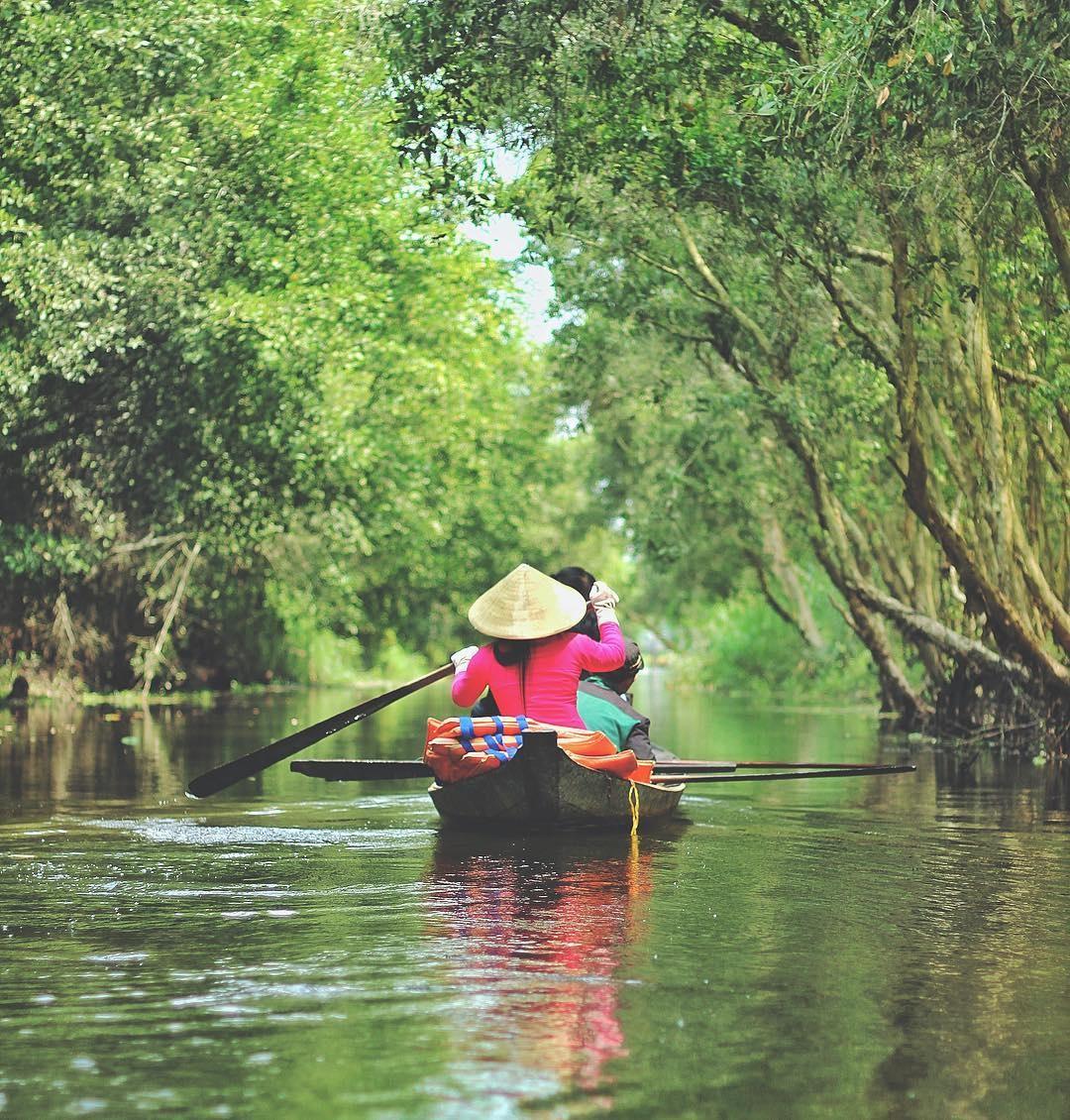Khu du lịch sinh thái Đồng Tháp Mười- Gáo Giồng