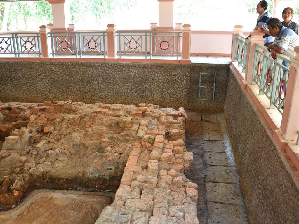 Khu di tích Gò Tháp Đồng Tháp Mười
