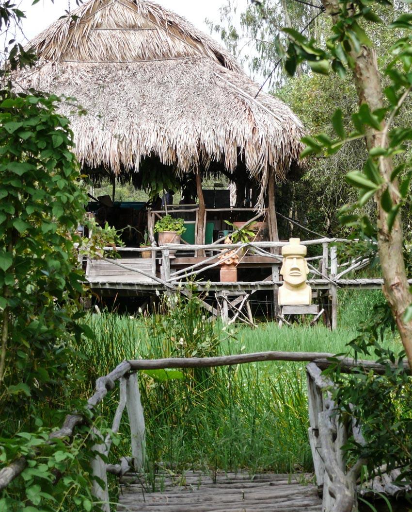 Gáo Giồng khu du lịch sinh thái Đồng Tháp Mười