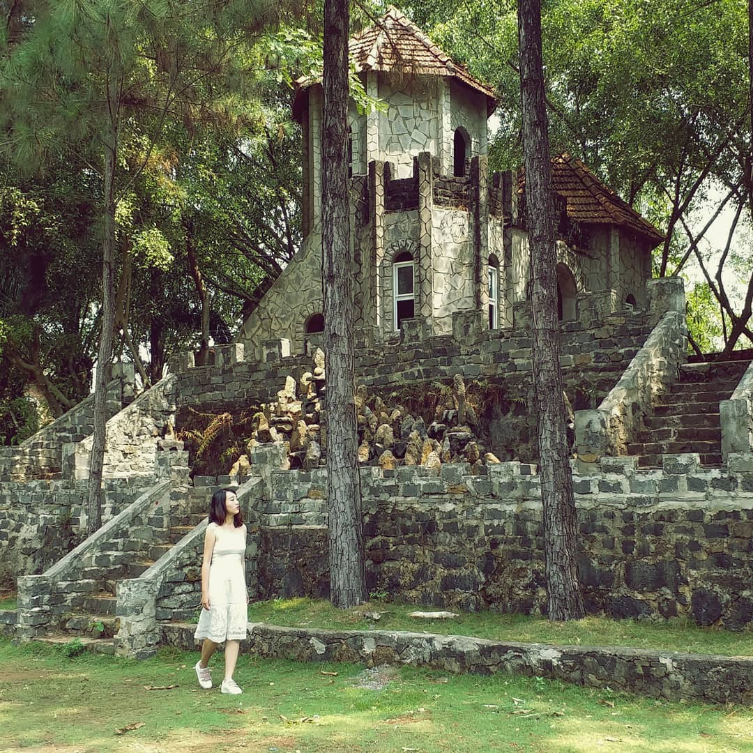 không gian Khu du lịch sinh thái gần TPHCM- Cao Minh