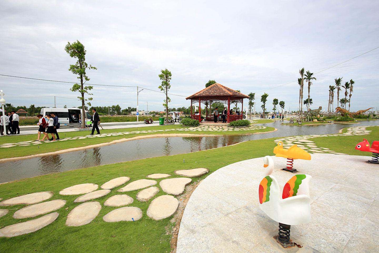 Khu du lịch sinh thái gần Sài Gòn- Cát Tường Phú Sinh