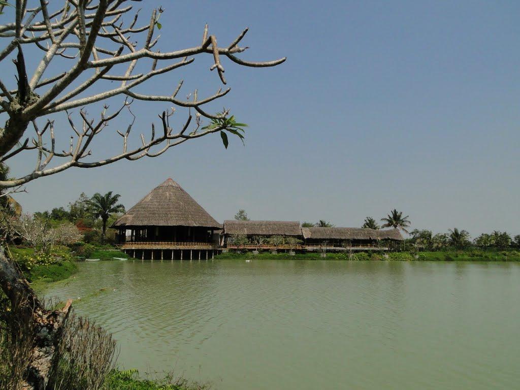 Khu du lịch sinh thái gần TPHCM- Bằng Lăng Tím