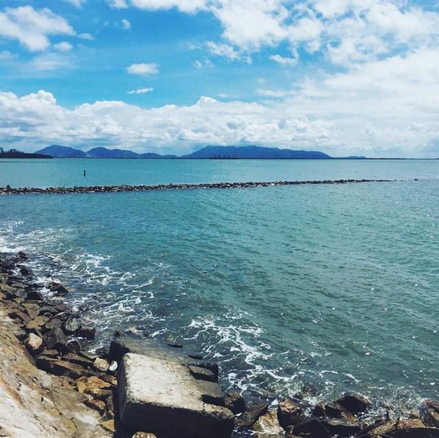 bãi biển Đảo Thạch An