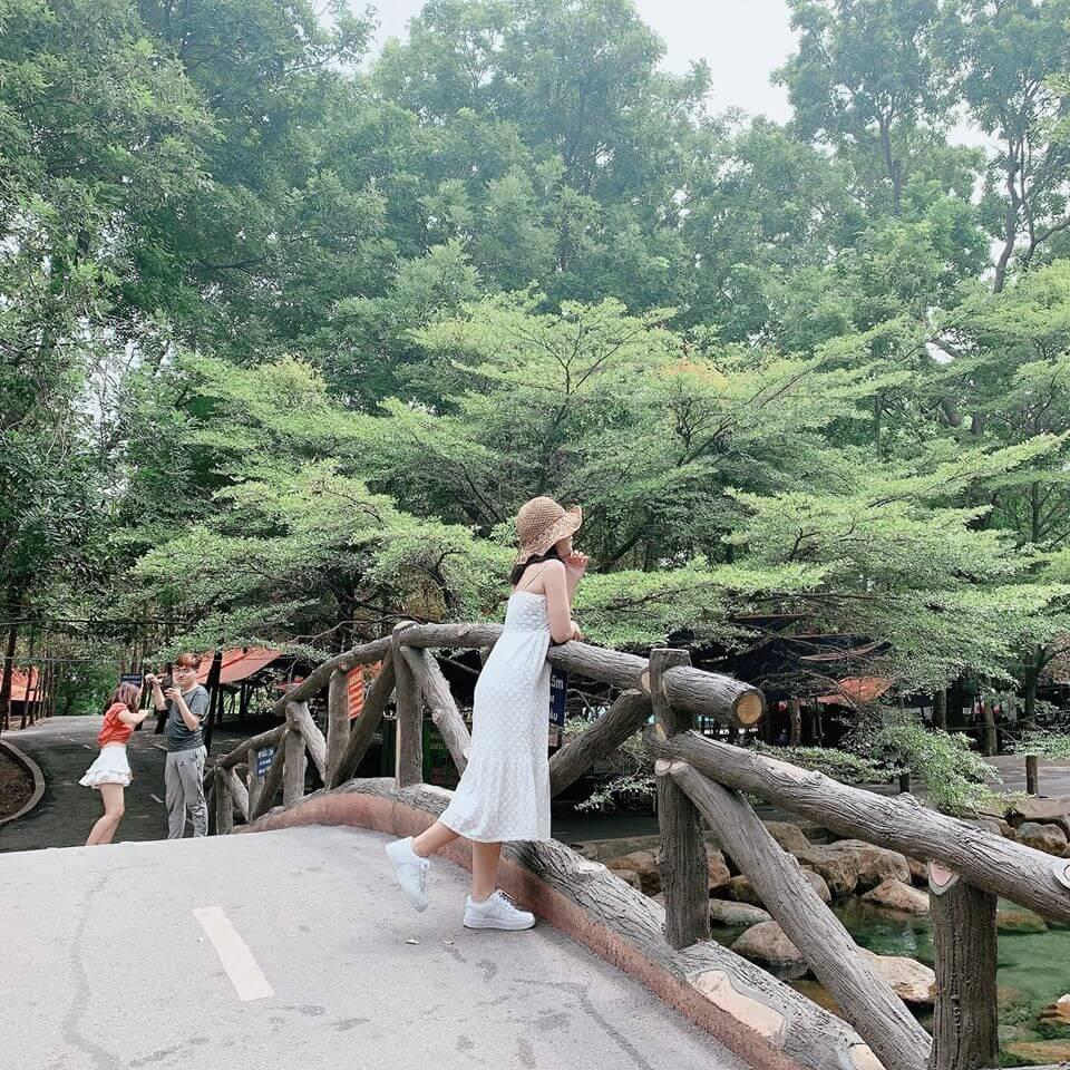 Khu du lịch sinh thái gần TPHCM Thủy Châu