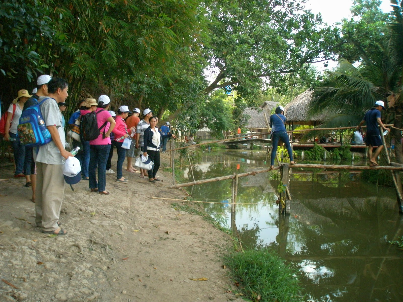 Khu du lịch sinh thái ở Sài Gòn- Bình Mỹ