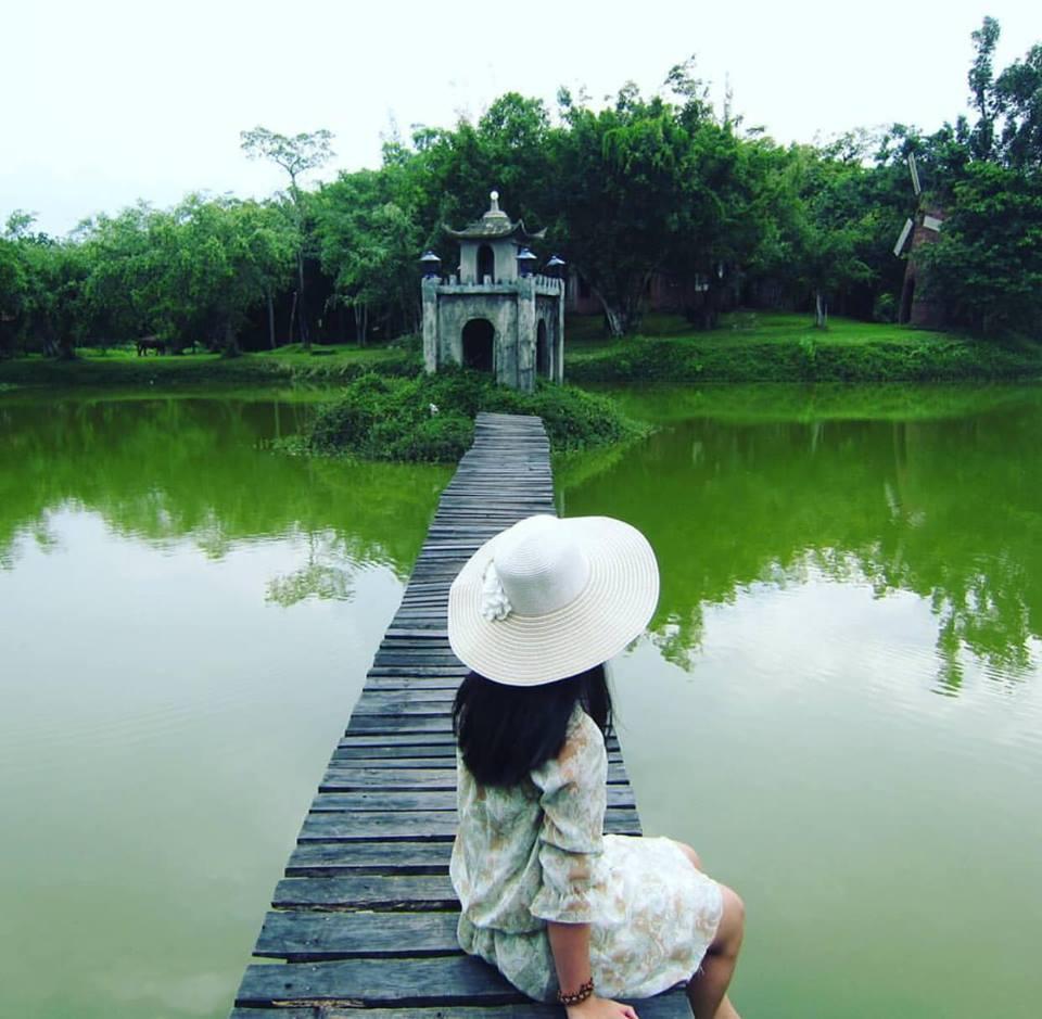 Khu du lịch sinh thái gần TPHCM- Cao Minh