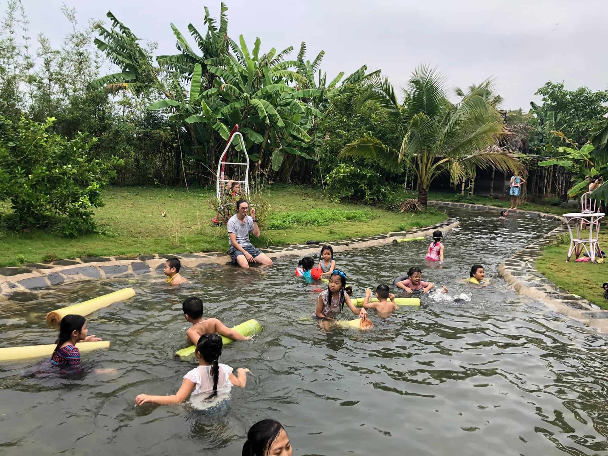 Giá vé khu du lịch sinh thái Lái Thiêu Đà Nẵng