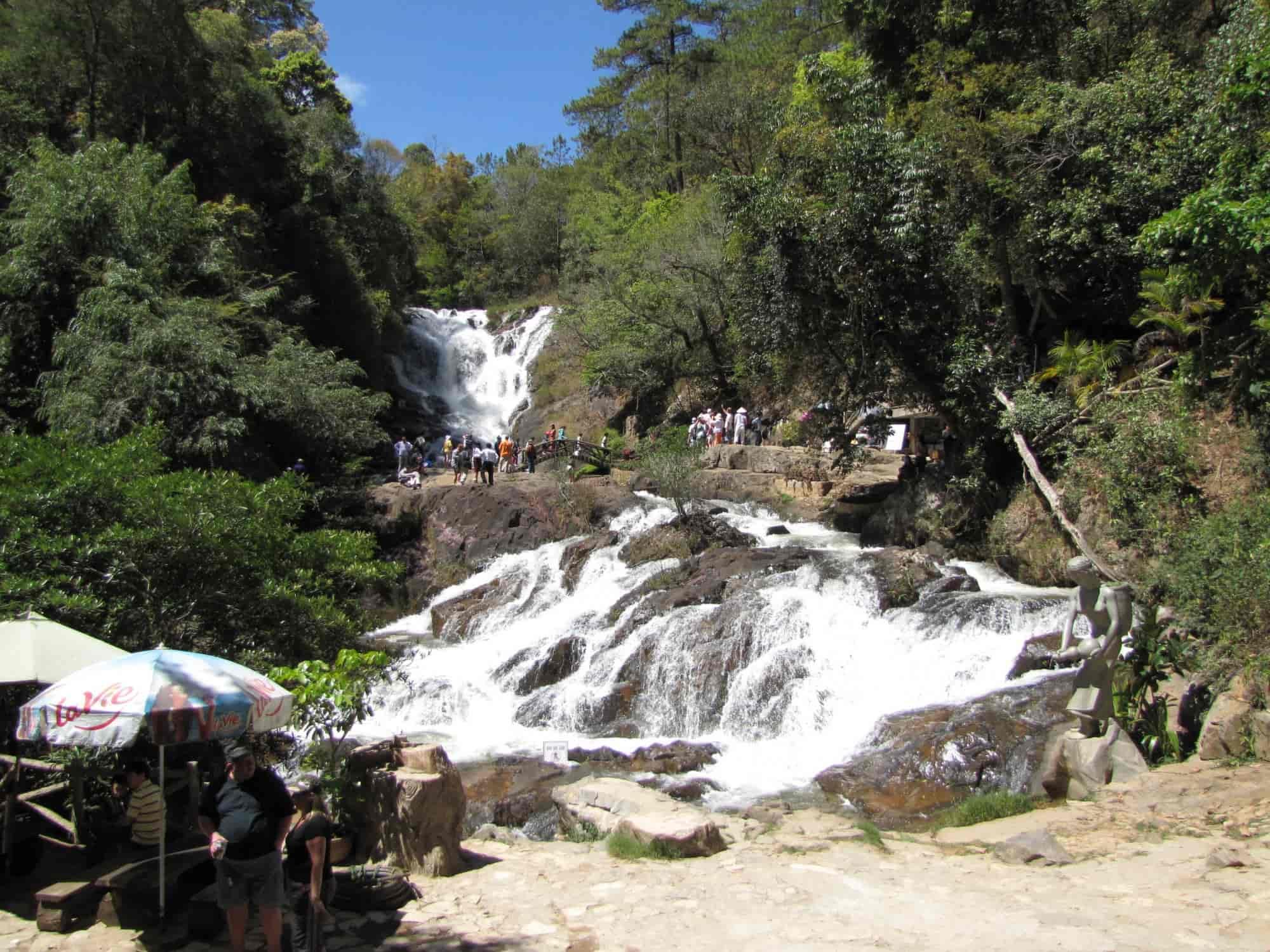Giá vé khu du lịch Madagui Lâm Đồng
