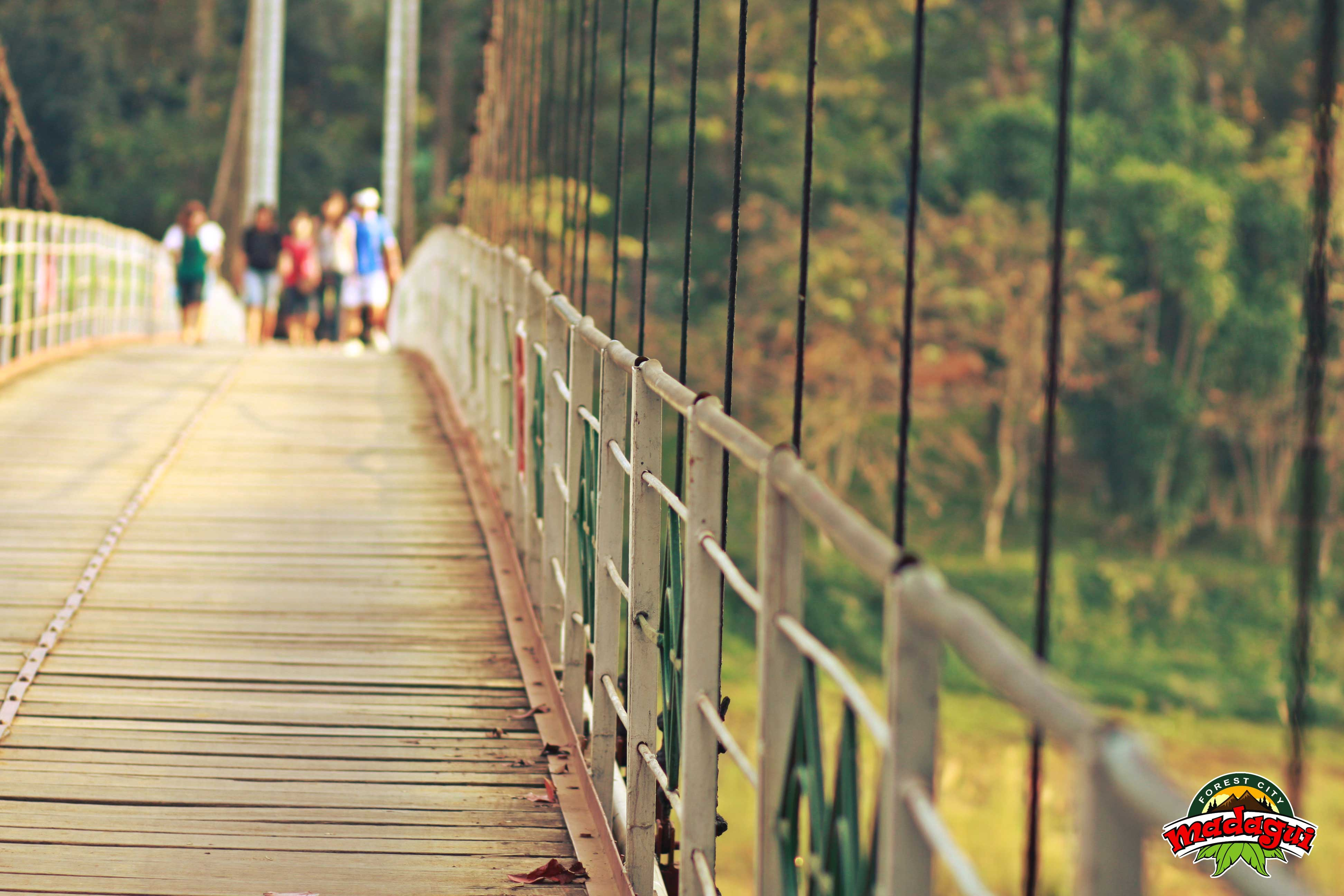 đường đi đến khu du lịch Madagui Lâm Đồng