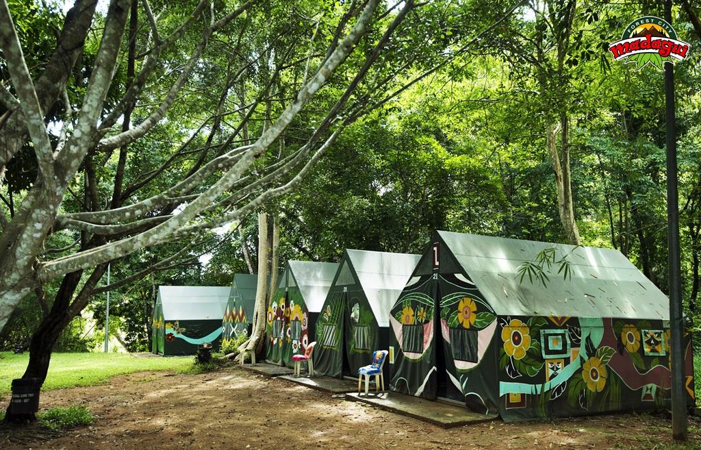 thiên nhiên Madagui lâm đồng xanh mát