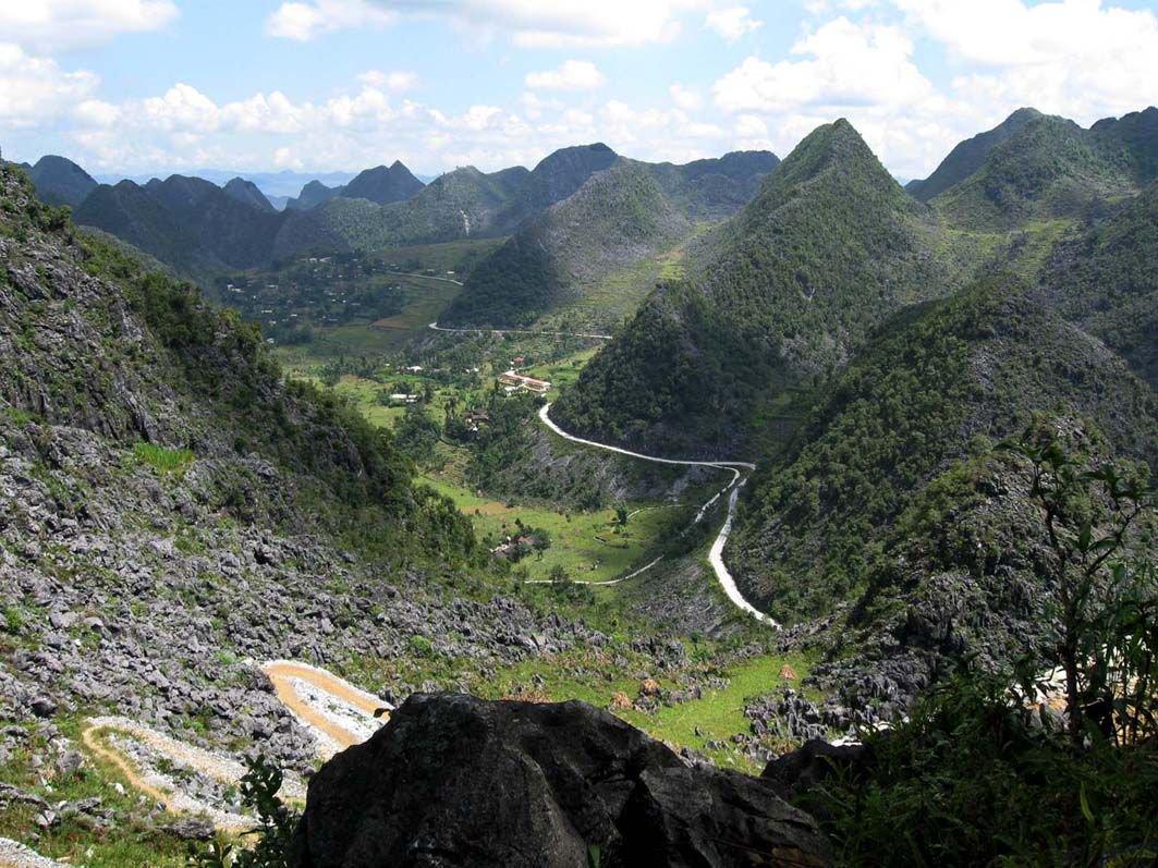 Cao nguyên đá Đồng Văn cảnh đẹp miền bắc
