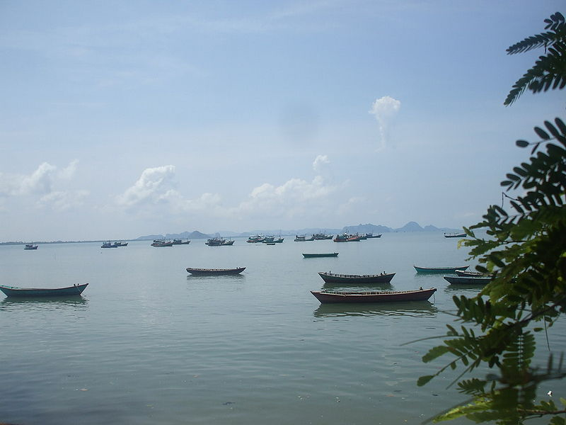 Nam Phố Kiên Giang- cảnh đẹp miền Nam
