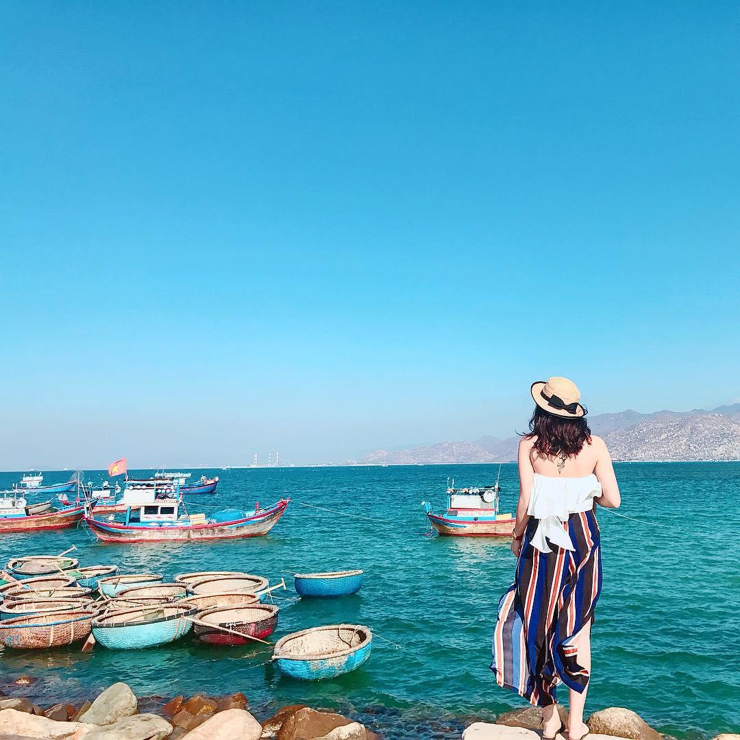 Bãi biển Ninh Chữ- các địa danh nổi tiếng ở miền Nam