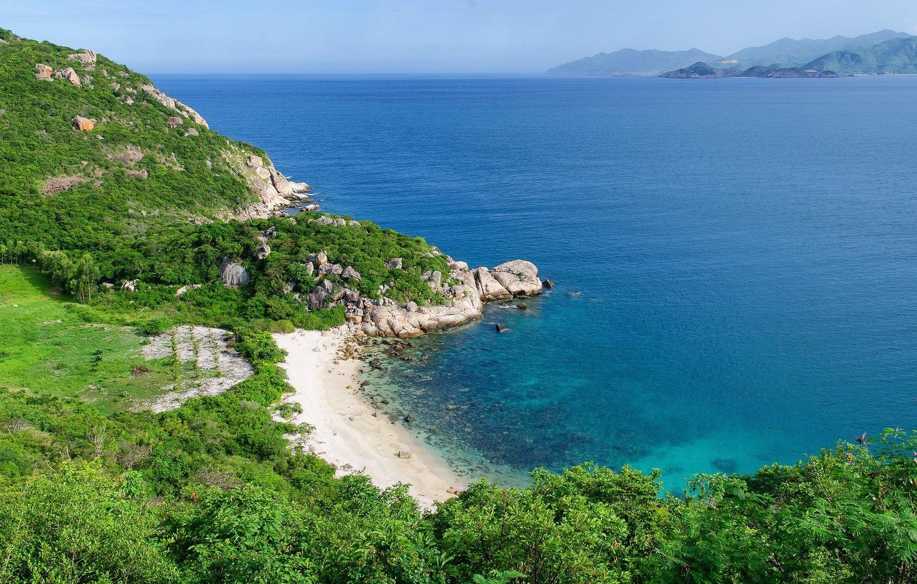 Những địa điểm du lịch ở miền Nam- Đảo Bình Ba