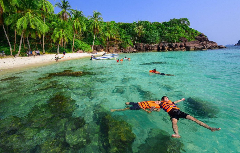 hòn đảo ngọc mang đậm phong cảnh việt nam