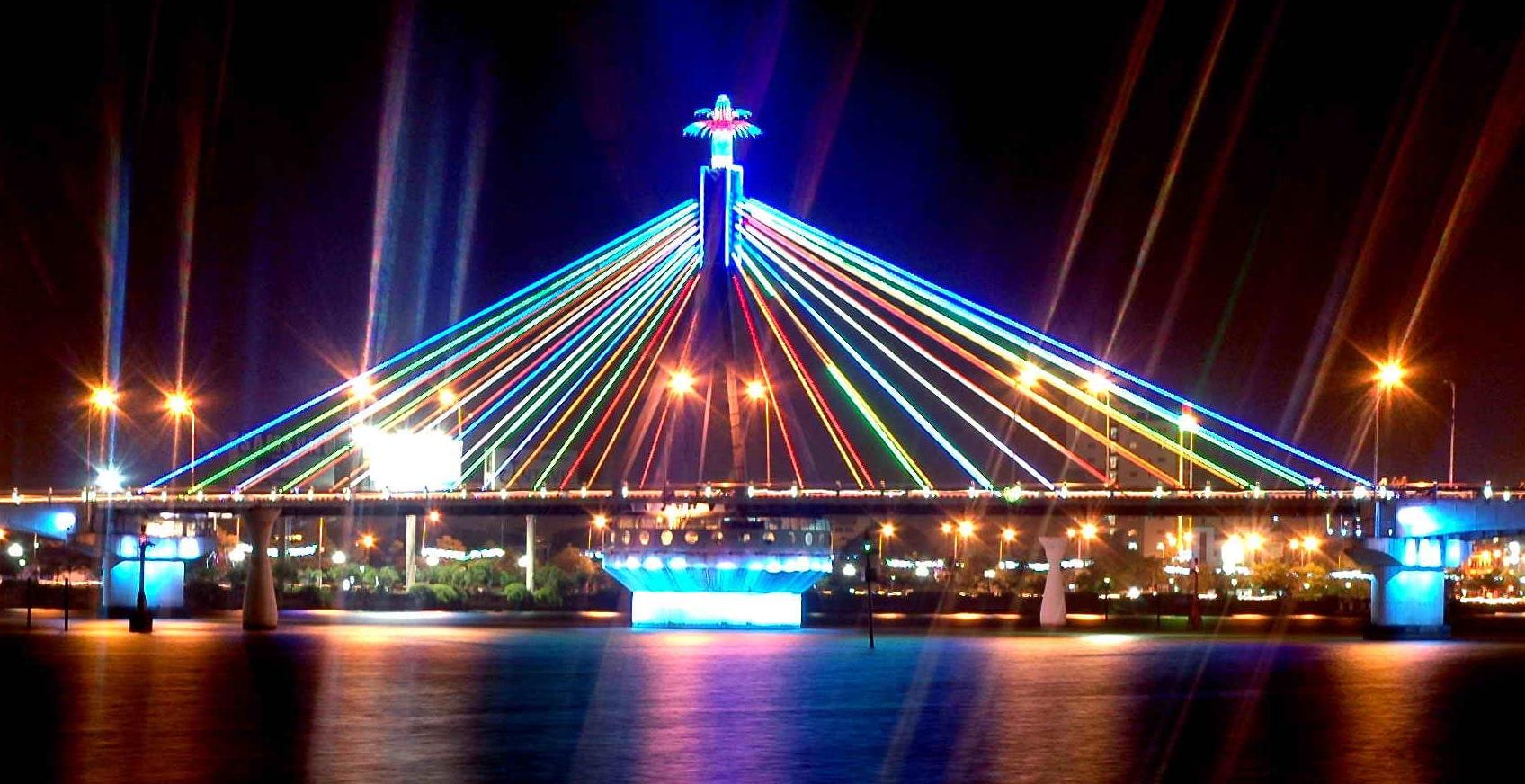 cầu sông hàn danh thắng đà nẵng