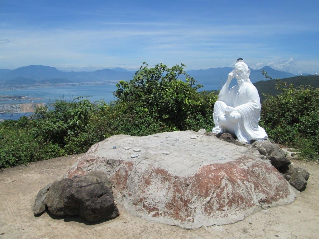 đỉnh bàn cờ danh lam thắng cảnh Đà Nẵng