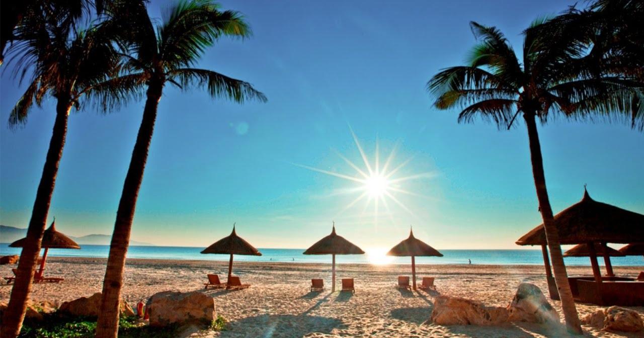 biển mỹ khê thắng cảnh đà nẵng