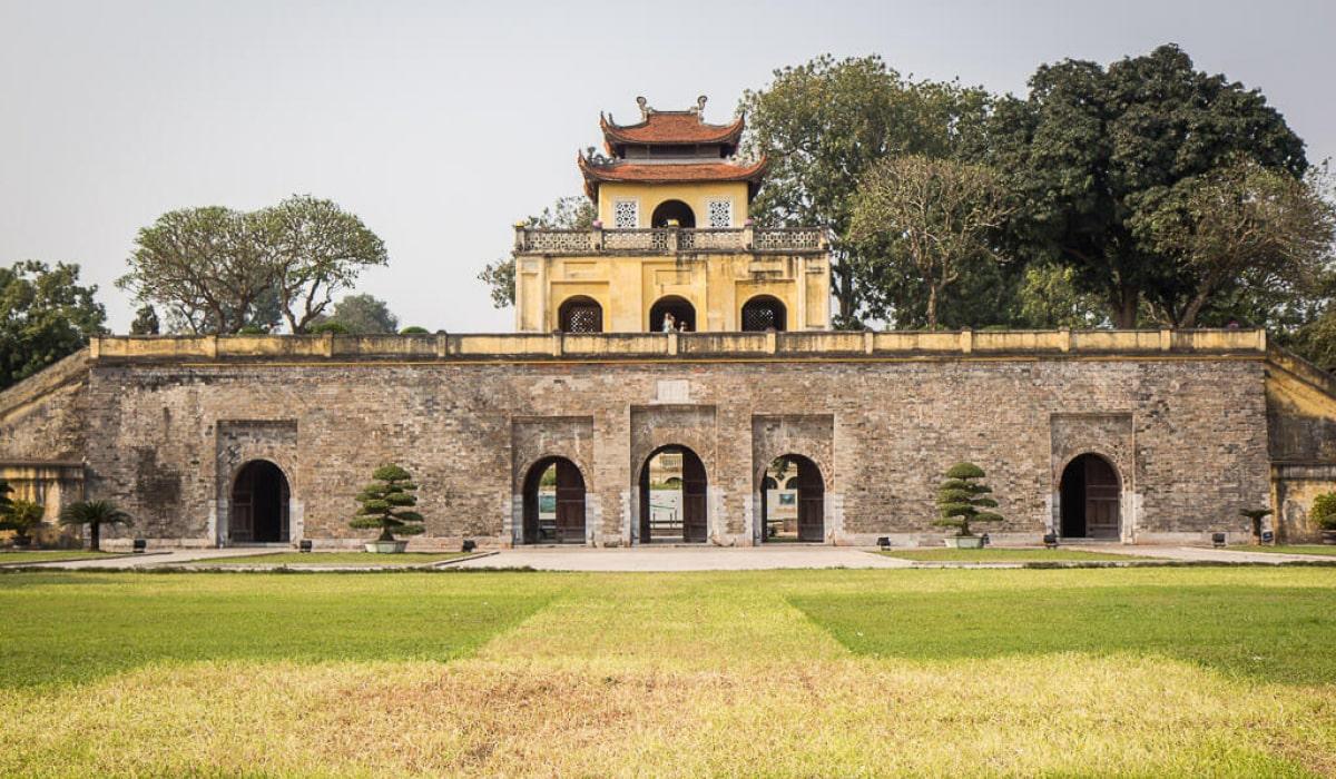 Hoàng Thành Thăng Long danh lam thắng cảnh di tích lịch sử