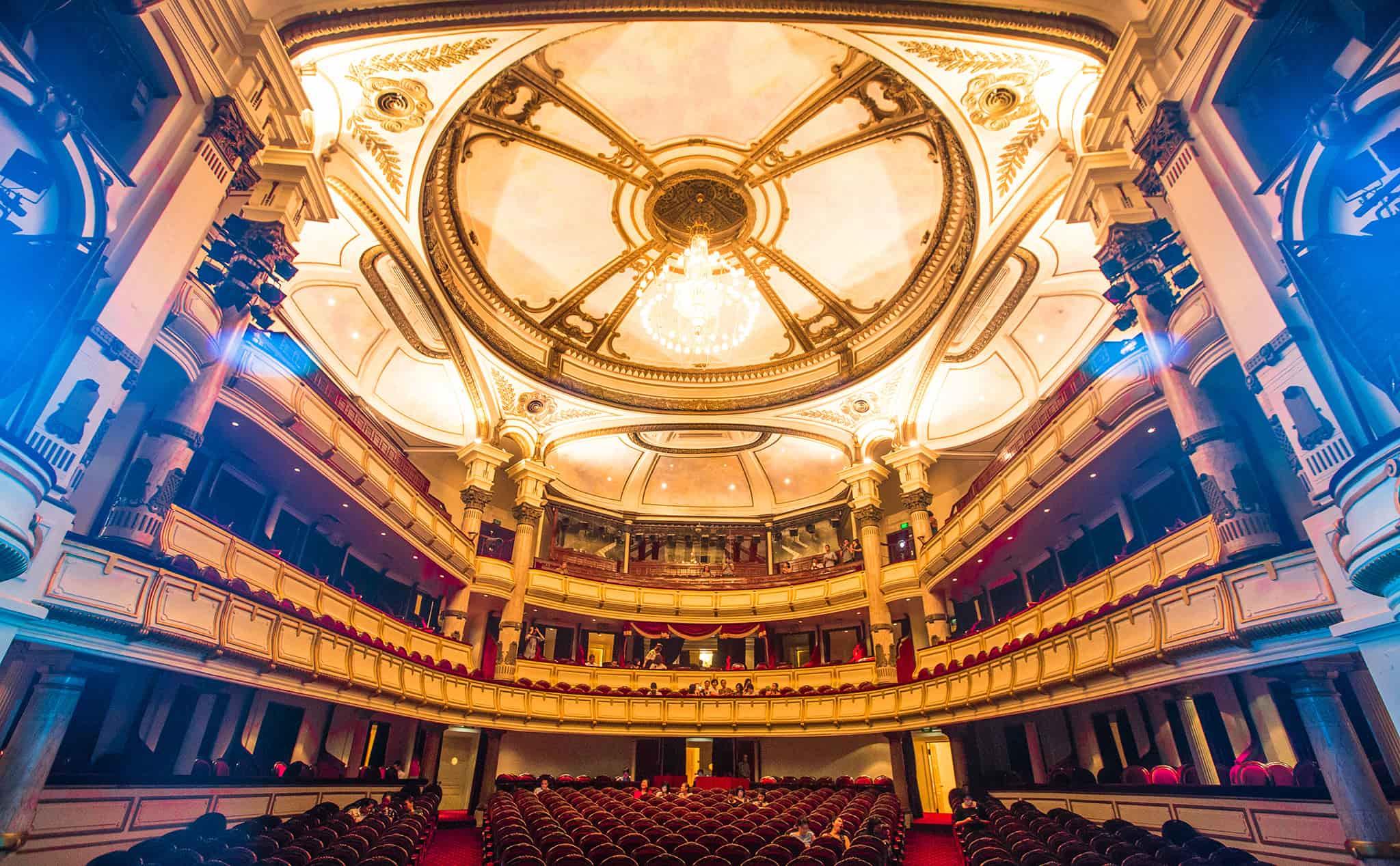 nhà hát lớn cảnh đẹp hà nội