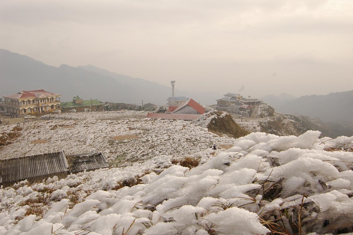 Du lịch mùa đông tại Mẫu Sơn