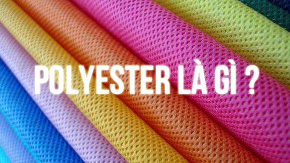 vải polyester có tác dụng gì