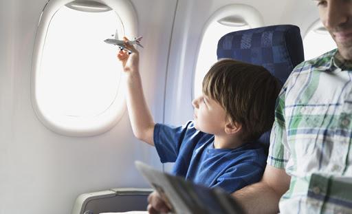 chuẩn bị cho một chuyến bay dài