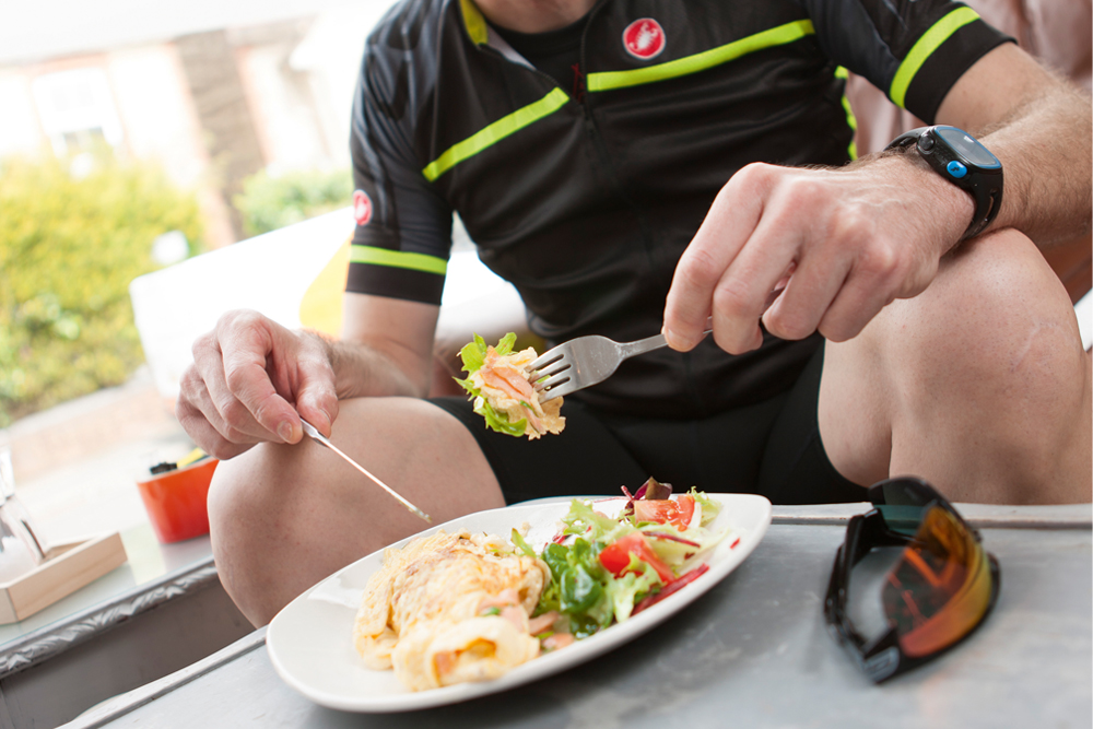 trước khi chạy bộ nên ăn gì